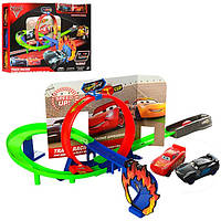 Игровой набор Автотрек-запускалка Тачки (Cars 3) 6336