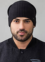 Мужская вязаная шапка Leonardo Uni