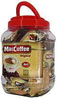 Кофейный напиток MacCoffe original 3в1 банка 50шт.