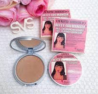 "Хайлайтэр бронзер шиммер ""theBALM"" - Betty-Lou Manizer - Highlighter Shadow & Shimmer Оригинал"
