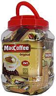 Кофейный напиток MacCoffe original 3в1 банка 160шт