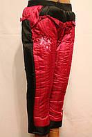 Спортивные штаны на флисе для девочек зимние от 1 до 5 лет на рост 86-116см. Фирма-B&Q Польша.