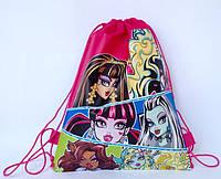 Рюкзак для сменки «Monster Hight»