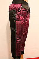 Спортивные штаны для девочек на флисе зимние от 1 до 5 лет на рост 86-116см. Фирма-B&Q Польша.