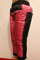 Штаны на флисе для девочек зимние от 1 до 5 лет на рост 86-116см. Фирма-B&Q Польша.