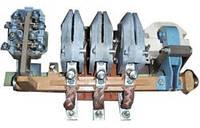 Контактор КТП 6013(100А), КТП 6023(160А), КТП 6033(250А), КТП 6043(400А), КТП 6053(630А)