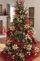 Как и чем украсить новогоднюю елку?