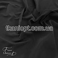Ткань Плащевка мемори (темно-серый)