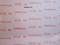 Кожкартон обувной Карибард 1500*1000*1,9 мм