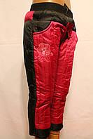 Девичьи штаны на флисе зимние от 1 до 5 лет на рост 86-116см. Фирма-B&Q Польша.