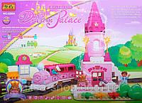 Конструктор Jixin 6288A Замок мечты (Железная дорога), фото 1