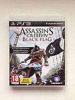 Видео игра Assassins Creed 4: black flag (PS3)