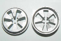 Клипса крепления подкрильников Ford C-MAX '07-, Fiesta '02-, Focus'04-, Kuga '12-, Mondeo '01-, Transit '01-