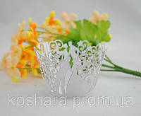Украшения для кексов Свадьба, 10шт