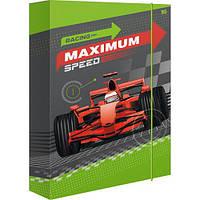 "Папка для труда картоная А4 ""Maximum speed"""