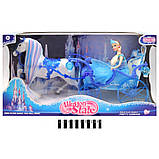 Карета 225A с лошадкой и куклой, фото 3