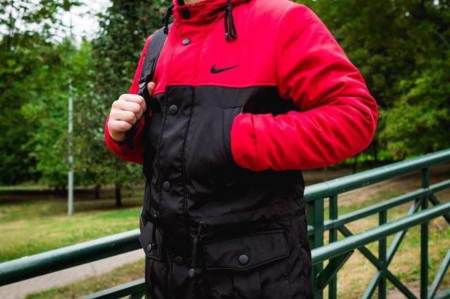 Парка-куртка весна/осень