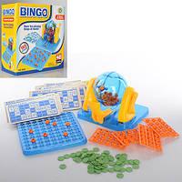 Настольная игра 888  Бинго, карточки, фишки, в кор-ке, 21,5-23,5-9,5см