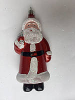 Игрушка новогодняя Дед Мороз  15 см  для украшения елки