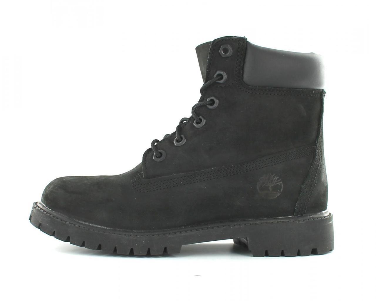 Зимние Ботинки Timberland Black, Женские Ботинки с Натуральным Мехом — в  Категории