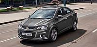 Рестайлинговый Chevrolet Aveo: украинские цены и комплектации.