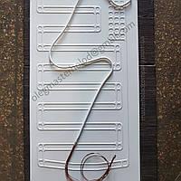 Испаритель лепесток 1450х600 2-х выводной(для перед.ларей)