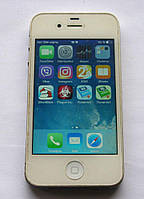 Apple iphone 4 32GB White Neverlock Оригинал!