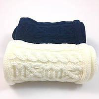 Вязаный шарф снуд Канди (от 6 лет до взрослого возраста)