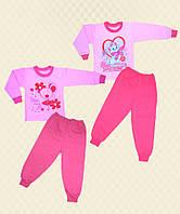 TM Dresko Пижама для девочки Женя накат начес (97168)