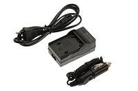 Зарядное устройство Digital для Panasonic CGA-S001E / BCA7