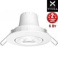 Светильник точечный поворотный софит Vinga VL-DL68-64L