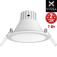 Светильник точечный LED софит Vinga VL-DL70-74L
