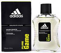 Туалетная вода Adidas Pure Game, 100 мл