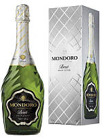 """Вино Игристое (Шампанское) Asti Mondoro """"Gran Cuvee"""" Brut подарочная коробка"""