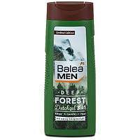Гель для душа Balea Men 3in1 Deep Forest, 300 мл