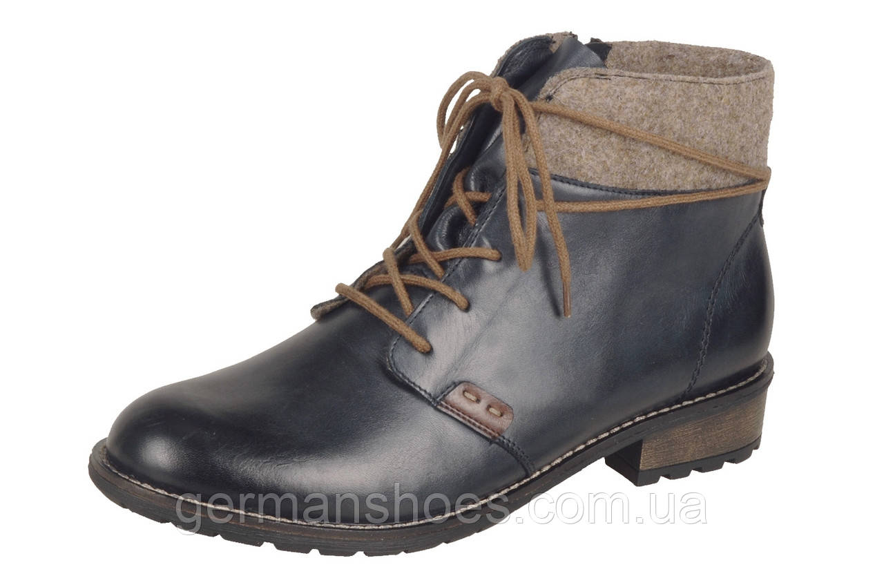 Ботинки женские Remonte R3332-14