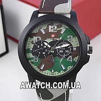 Мужские кварцевые наручные часы Swiss Army M59