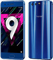 Смартфон Huawei Honor 9 6/128gb Blue Kirin 960 3200 мАч
