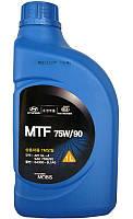Mobis MTF 75W/90 (API GL-4) трансмиссионное масло, 1 л (04300-5L1A0)