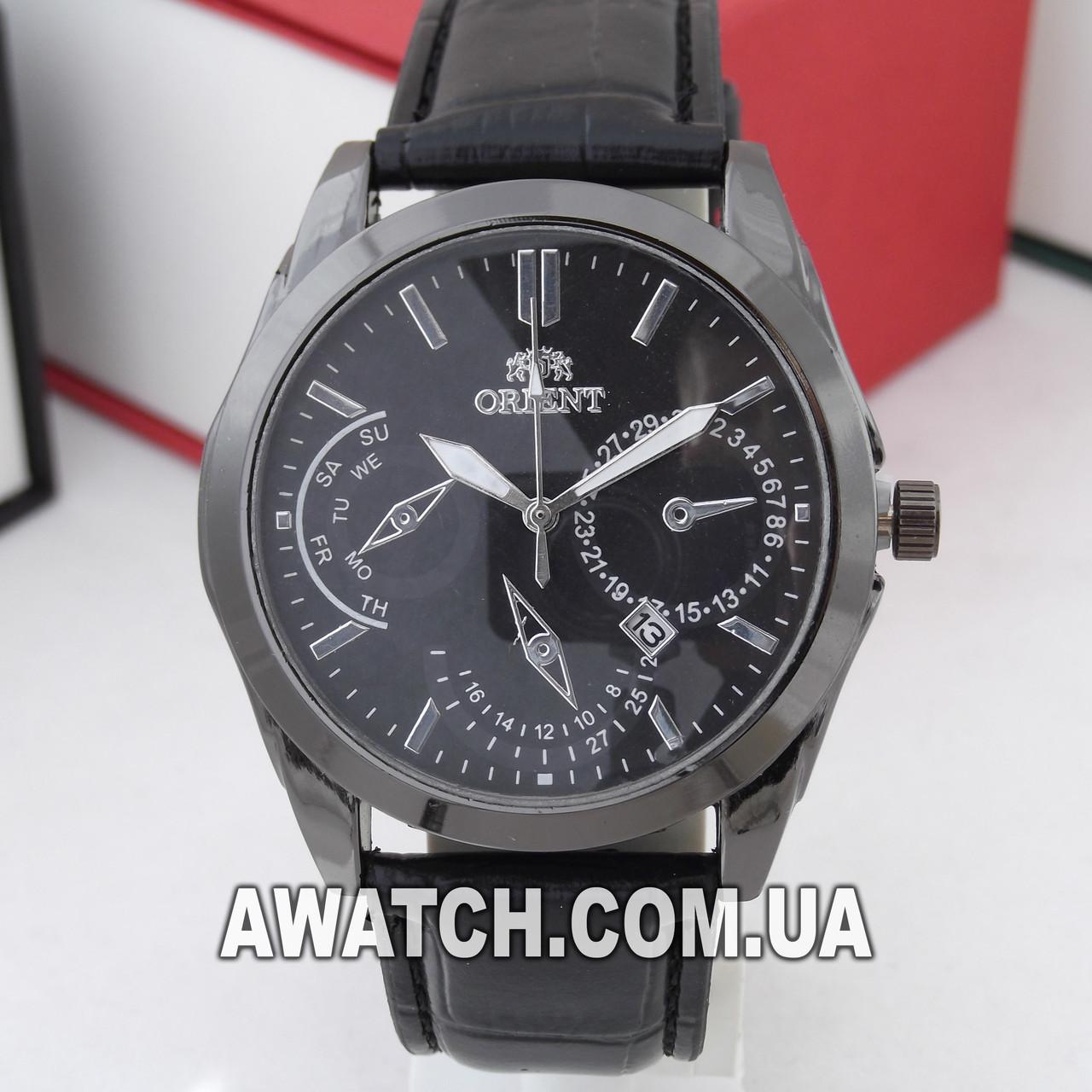 Кварцевые часы ориент мужские с автоподзаводом underwood
