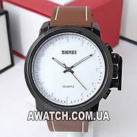 Мужские кварцевые наручные часы Skmei 1208