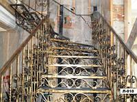 Лестница на 2эт. с поворотом 90град.