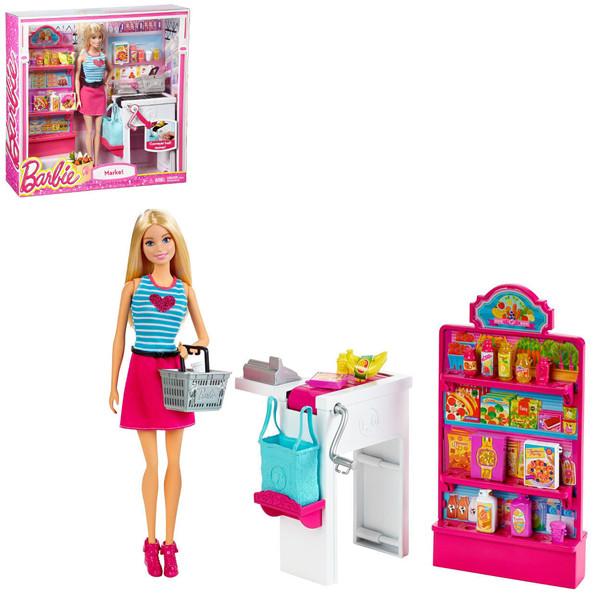 Набір з лялькою Barbie