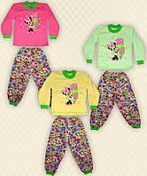 TM Dresko Пижама для девочек накат начес (90064)