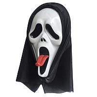 Маска Крик с языком