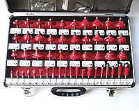 Набор пальчиковых фрез для ручного фрезера 50шт FP-50A.