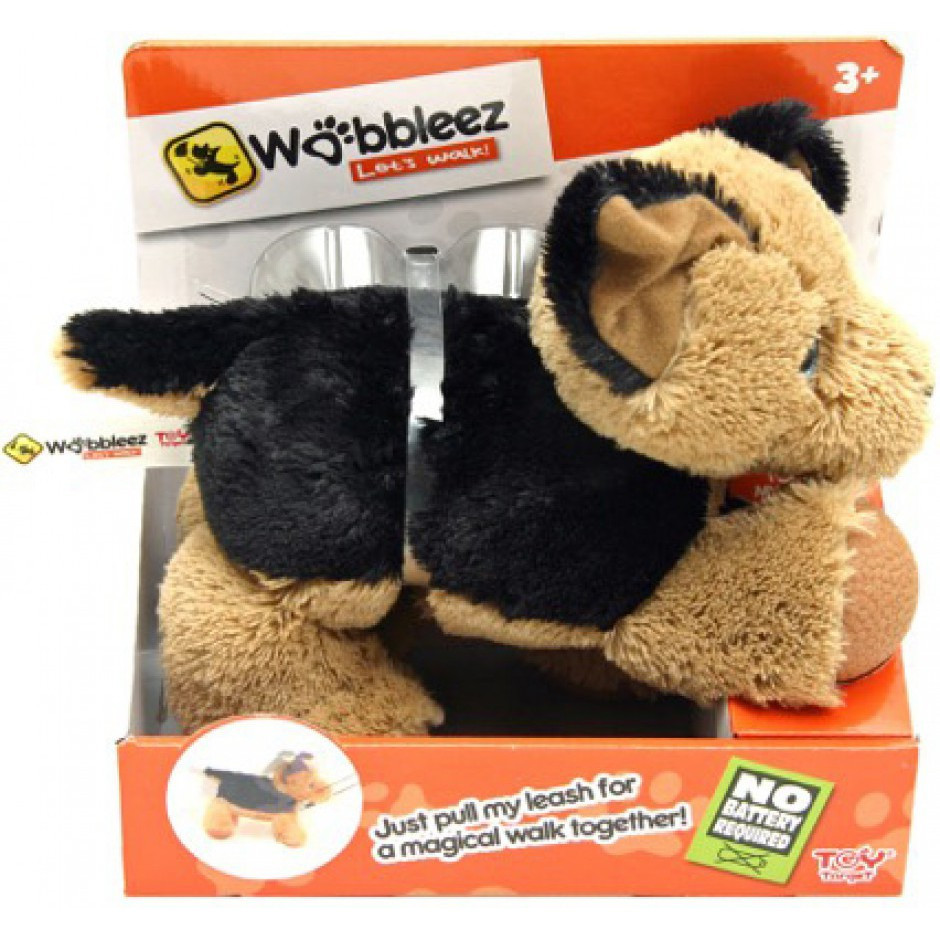 Wobbleez инерционная игрушка Овчарка