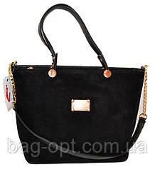 Женская сумка Lv замша