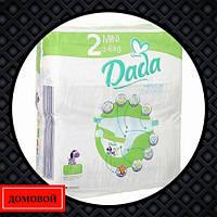 Подгузники Dada Premium Jumbo Mini 3-6 кг 78 шт (8590174980113)