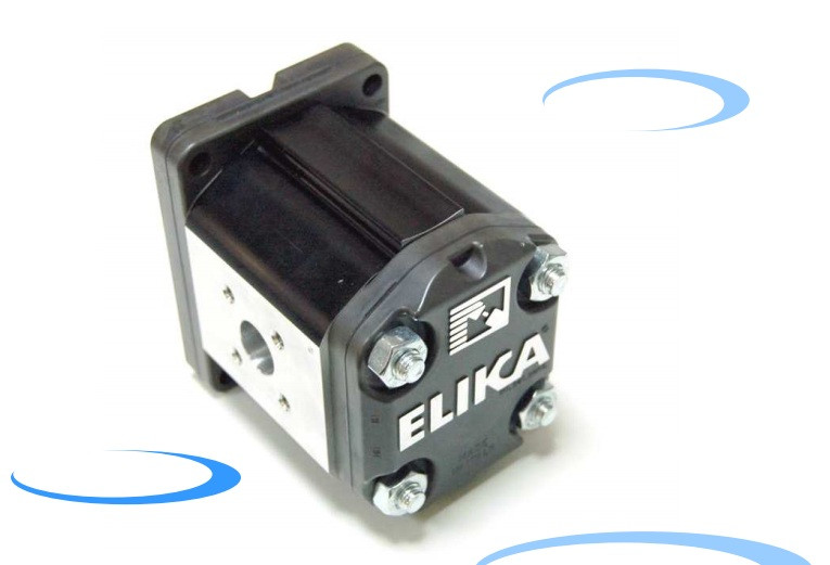 Шестеренный насос ELI2BK2-D-25.7/ Gear Pump ELI2BK2-D-25.7